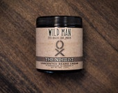 Wild Man Beard Cream - The Nihilist/Unscented - Beard Balm 113g // 4oz