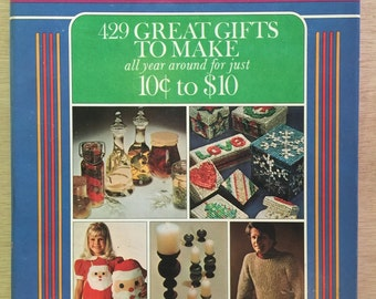 Family Circle Magazine 120 Great Gifts To Make