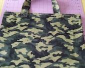 Camo! Market bag