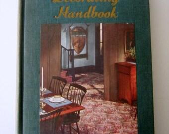 The Homemaker's Encyclopedia Hardcover, Decorating Handbook