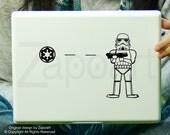 Star Wars Stormtrooper Decal Laptop Car Decal iPad