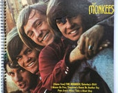 The Monkees Recycled Record Album Cover Book