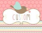 Custom Listing for Angela