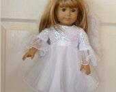 Nutcracker Chiffon Angel for an 18 inch doll N2