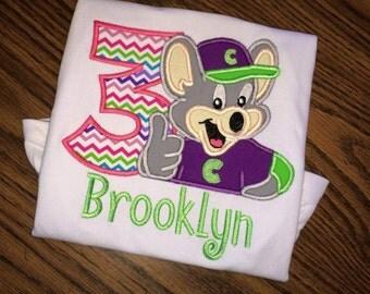 Sweet Mouse birthday shirt