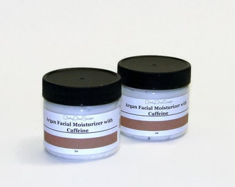 Moroccan  Argan and Coffee   Firming Moisturizing Facial Cream , For all Skin Types