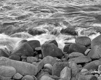 Ocean Rocks Photography, Travel Photography, Landscape Photography