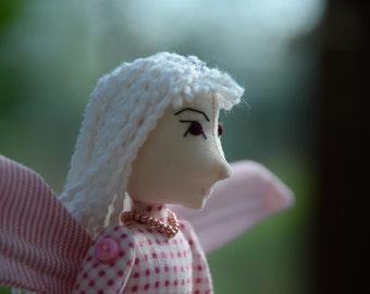 Fairy Art Doll, OOAK Bella