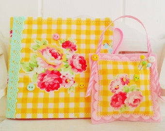 Cottage Chic Sewing Kit