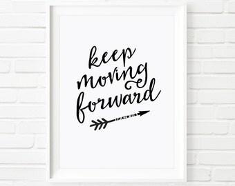 Keep Moving Forward Quote Prepossessing Keep Moving Forward Disney Quote Mug