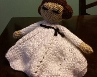 Princess Leia Lovey Doll