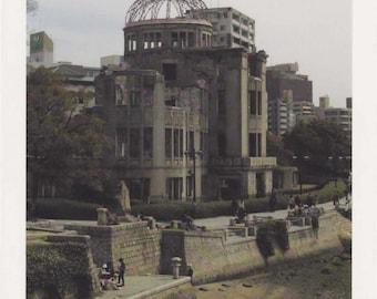 The Atomic Bomb Dome, Hiroshima, Japan Postcard