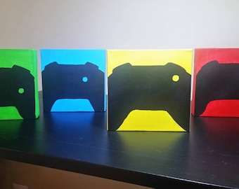 Controllers in Negative Space