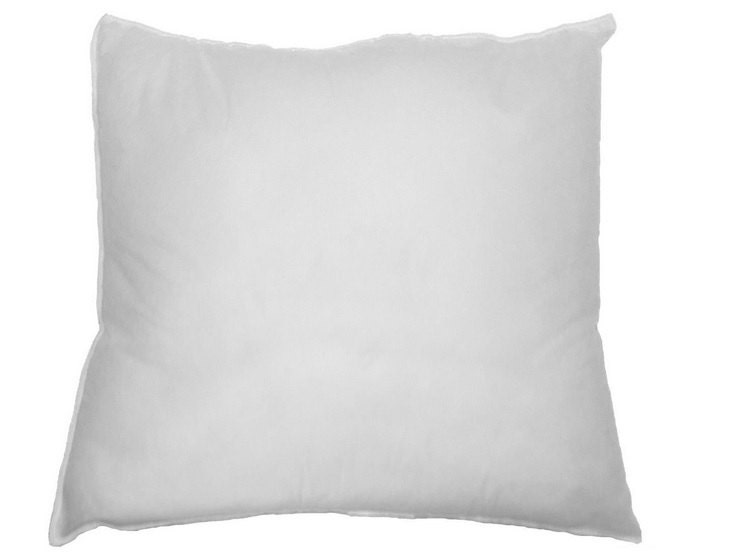 Hypoallergenic Throw Pillow Covers : Sham Stuffer Square Hypoallergenic Pillow Form Insert