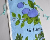 "Tea Towel ""Dressing Herbs"" Tea Towel - Lois Lone"