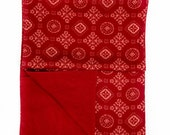 Red Table Runner - Indian...