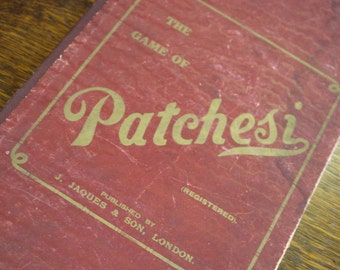 vintage patches board game