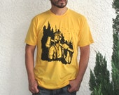 Lumberjack Woodland T-Shirt / American Apparel Shirt / Size & Color Options