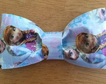 Disney Frozen Duct Tape Hair Clip
