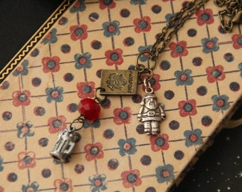 Travel The World, Germany Charm Necklace