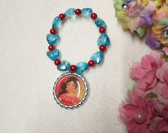 10 Elena of Avalor Bracelets Party Favors