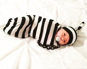 Baby Swaddling Sack- Baby Cacoon- Infant Swaddle- Unisex- Swaddling- Swaddle- Lil Cleo