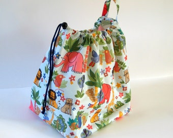 Wellington Boot Bag Children's & Small Adult , Gum Boot Bag, Bag for Dirty Boots