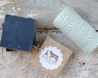 Charcoal Soap {Detoxifying,All-Natural, Jersey Milk Soap, Cold Process Soap, Farmstead Soap, Handcrafted}