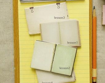 Kawaii Ice Notebook-it Memo Pad