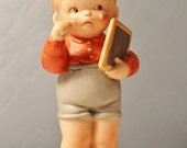 "Memories of Yesterday Enesco ""How do You Spell S-O-R-R-Y?"" Figurine"