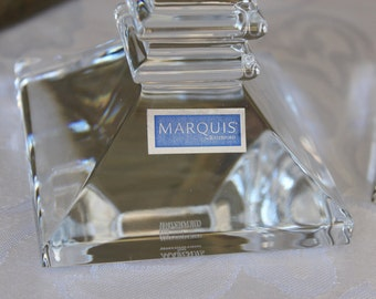 Marquis by Waterford Crystal Candlesticks