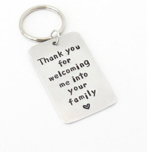 Wedding Gifts For Father In Law : Father-in-law wedding gift Mother-in-law gift - Thank you for ...