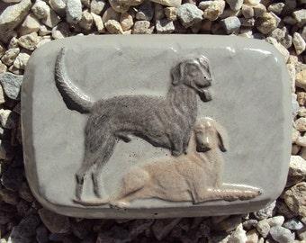 Dog Stone Doorstop, #EtsyGifts, Dog Decor, Dog Furniture