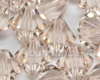 Swarovski Bicone Crystal Beads Xilion 5328 SILK - Available in 3mm, 4mm, 5mm and 6mm