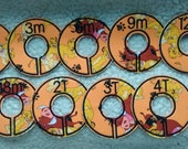 The lion king closet divider set