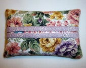 Great Floral Purse Tissue Cozy/Holder