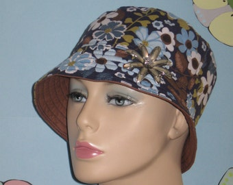 Chemo Hat Bucket Hat SMALL/MEDIUM