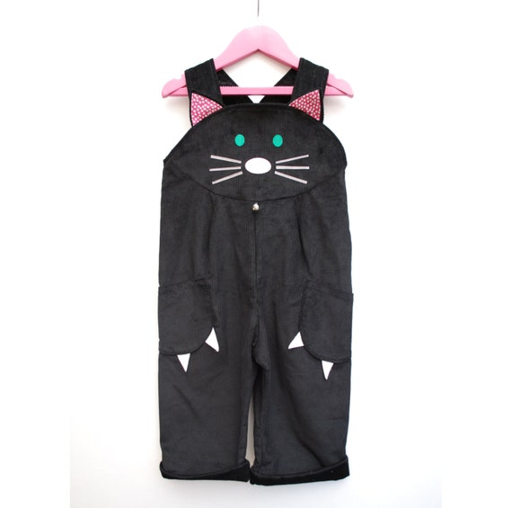 Cat Costume Overalls Babies Toddlers Costume