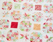 Lucky Stars: pre-cut star quilt in baby throw and queen sizes