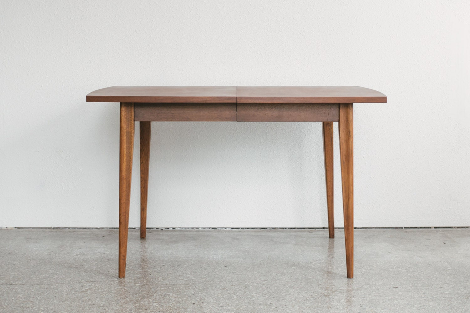 Mid Century Broyhill Wood Dining Table Haute Juice