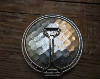 Vintage Dual compact makeup mirrors West Germany