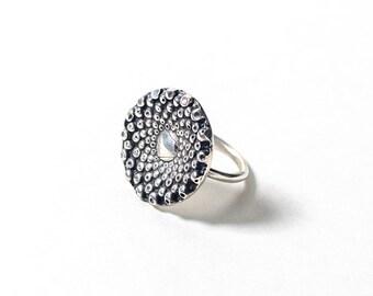 Orbit Ring - Sterling Silver