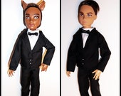 Monster/Ever After Boy Doll Clothes - Haute Couture - Tuxedo Outfit