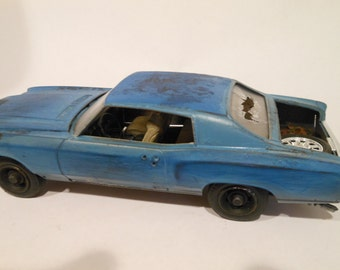 Scale Model Classicwrecks Car Ace Ventura Monte Carlo