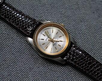Vintage Gruen Precision Ladies Quartz Watch