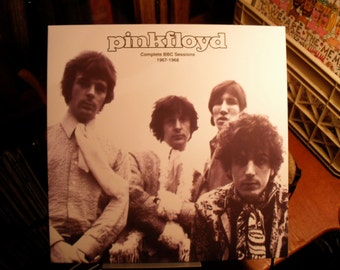 Pink Floyd The Complete BBC Sessions 1967-1968 with Syd Barrett as Bandmate bootleg Mint Condition