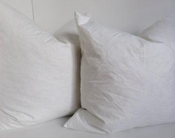 Insert Pillow - Insert - Pillow Insert - Insert feather down