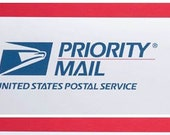 PRIORITY MAIL UPGRADE - add on item only