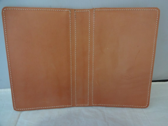 Leather Craft Book Cover : Leather daytimer address book cover you finish craft