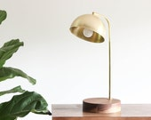 Orb Lamp- Modern Table Lamp, Desk Lamp